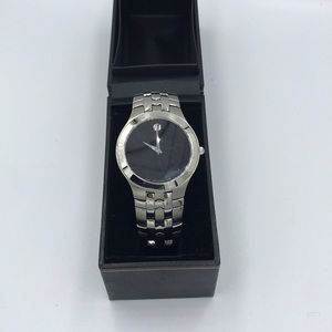 Movado Men's Watch stainless steel water resistant